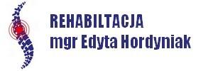 REHABILITACJA – Gabinet Fizjoterapii  Edyta Hordyniak